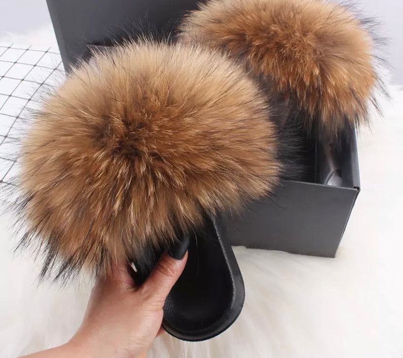 Fur Slide Preorder