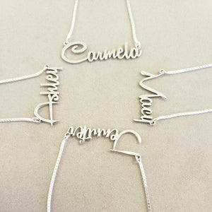 CN01 - Carmela Name Necklace