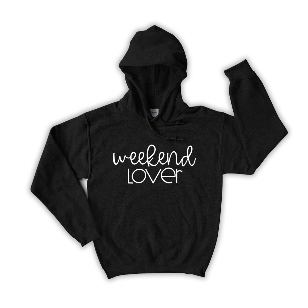 Weekend Lover - Graphic Tee - RTS