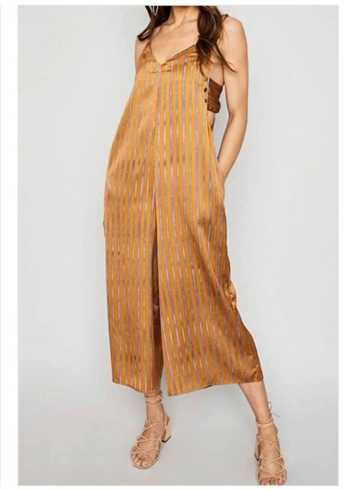 Copper Mill Jumpsuit