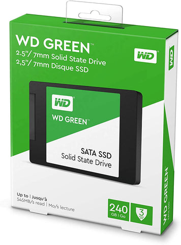 Western Digital (WD) Green 240GB PC Solid State Drive