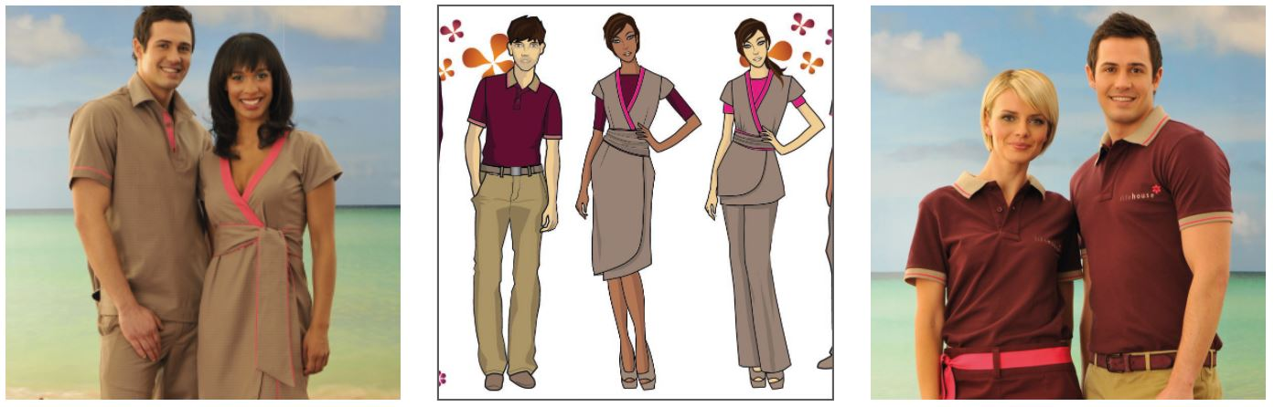 Lifehouse Spa Fashionizer Spa Uniforms