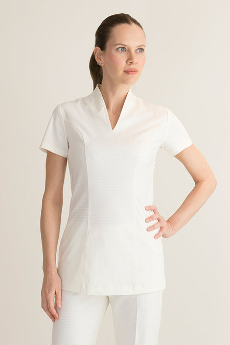 Alitha Robe Spa/Blanc
