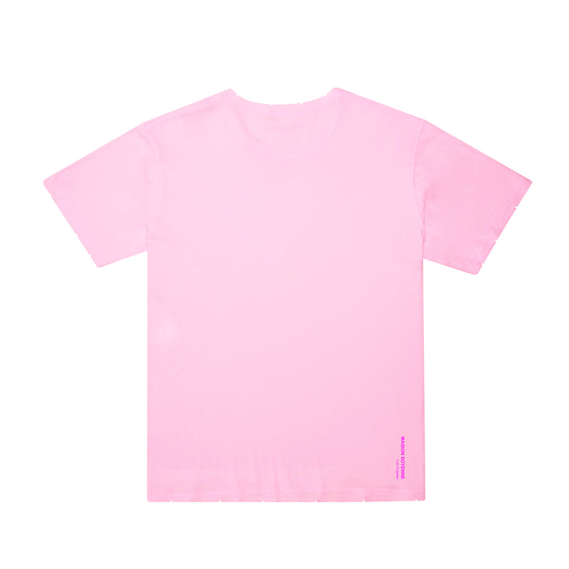 Addicted to K-Pop Tee (Pale Pink)