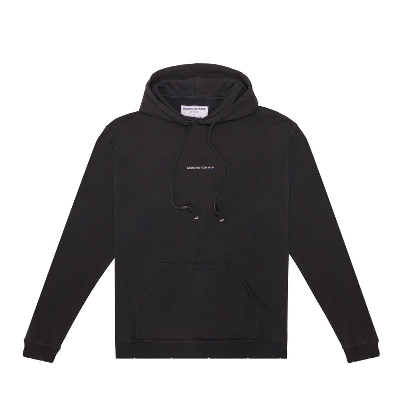 Addicted to K-Pop Hoodie (Black)