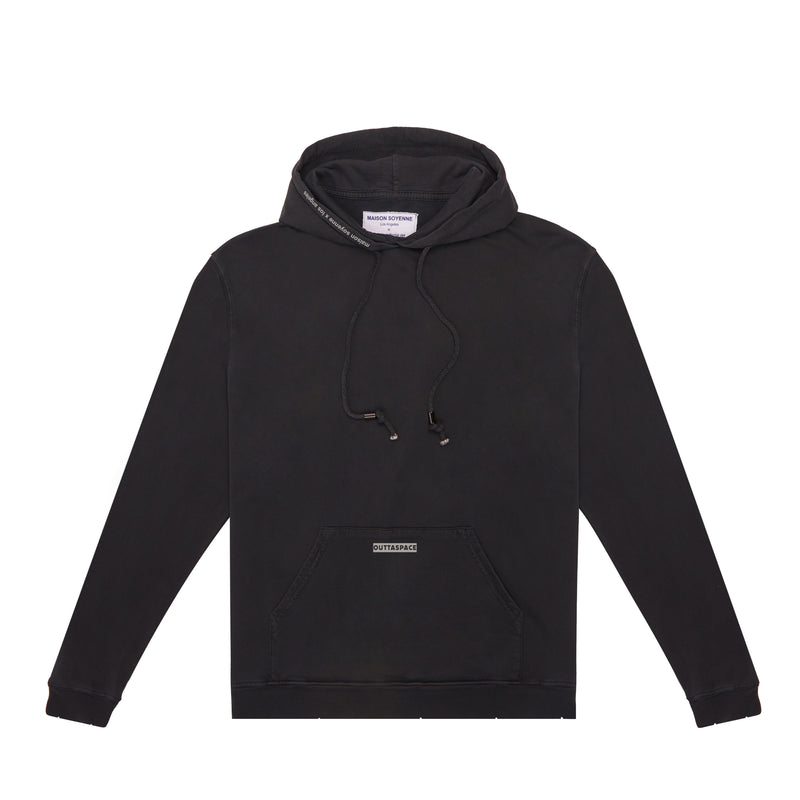 Outtaspace Hoodie(Black)