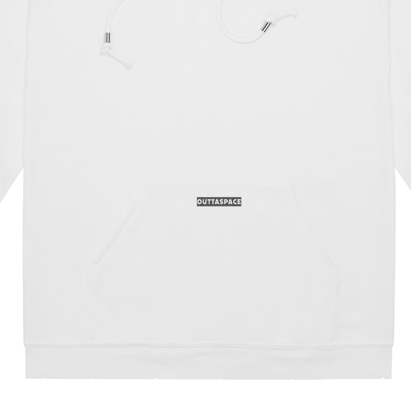 Outtaspace Hoodie (White)