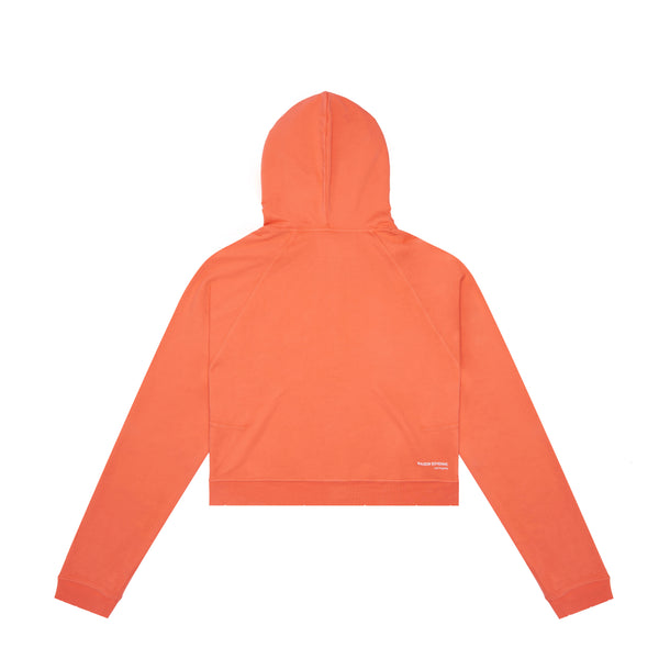 Addicted to K-Pop Women's Hoodie (Portland Orange)