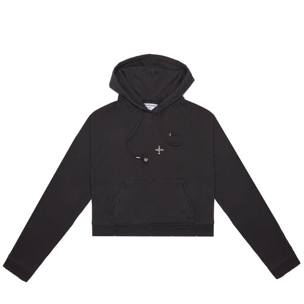 Truth Women's Hoodie (Black)