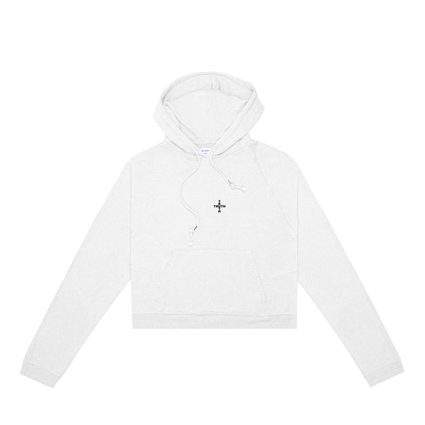 Truth Women's Hoodie (White)