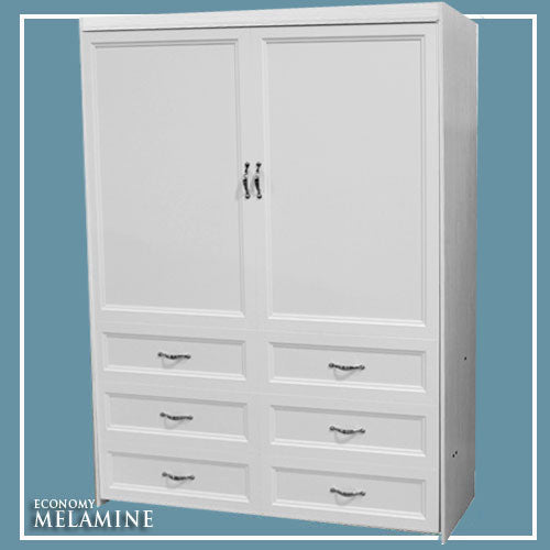 Vertical Melamine Stafford Park - Hide-N-Go Sleep Murphy Beds