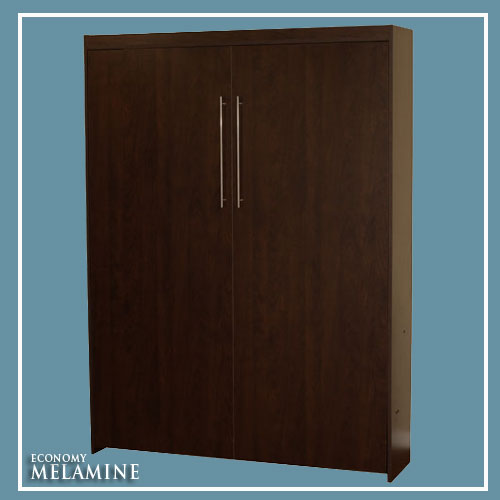 Vertical Melamine Metro - Hide-N-Go Sleep Murphy Beds