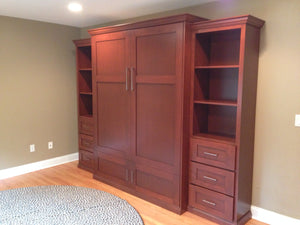 Vertical Georgetown - Hide-N-Go Sleep Murphy Beds
