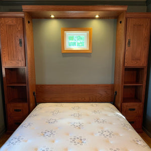Vertical Mission Face - Hide N Go Sleep Murphy Beds