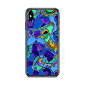 iPhone Glass Effect Case, Premium Quality Case, iPhone Glass Effect Cover, iPhone Custom Design, iPhone 11 Pro Max, iPhone XS Max, iPhone