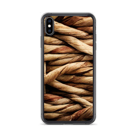 iPhone Basket Pattern Case, Premium Quality Case, iPhone Basket Pattern Cover, iPhone Custom Design, iPhone 11 Pro Max, iPhone XS Max