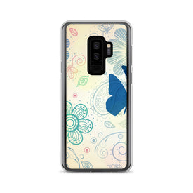 Samsung Butterfly Case, Premium Quality Case, Samsung Butterfly Cover, Samsung Custom Design, Samsung Galaxy S10+, Samsung Galaxy S9, Galaxy