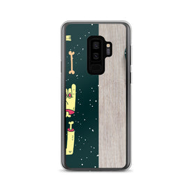 Samsung Mosters Case, Premium Quality Case, Samsung Mosters Cover, Samsung Custom Design, Samsung Galaxy S10+, Samsung Galaxy S9, Galaxy S8