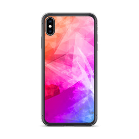 iPhone Abstract Polygon Case, Premium Quality Case, iPhone Abstract Polygon Cover, iPhone Custom Design, iPhone 11 Pro Max, iPhone XS Max