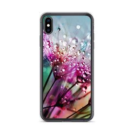 iPhone Purple Silk Flowers Case, Premium Quality Case, iPhone Purple Silk Flowers Cover, iPhone Custom Design, iPhone 11 Pro Max, iPhone XS