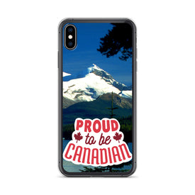 iPhone Proud Canadian Case, Premium Quality Case, iPhone Proud Canadian Cover, iPhone Custom Design, iPhone 11 Pro Max, iPhone XS Max