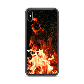 iPhone Fire Case, Premium Quality Case, iPhone Fire Cover, iPhone Custom Design, iPhone 11 Pro Max, iPhone XS Max, iPhone 7/8 Plus, Firefull