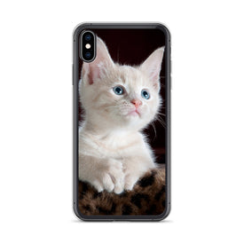 iPhone Cute Kitty Case, Premium Quality Case, iPhone Cute Kitty Cover, iPhone Custom Design, iPhone 11 Pro Max, iPhone XS Max, iPhone 7/8