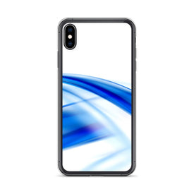 iPhone Blue Wave Case, Premium Quality Case, iPhone Blue Wave Cover, iPhone Custom Design, iPhone 11 Pro Max, iPhone XS Max, iPhone 7/8