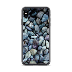 iPhone River Stones Case, Premium Quality Case, iPhone River Stones Cover, iPhone Custom Design, iPhone 11 Pro Max, iPhone XS Max, iPhone