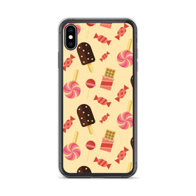 Phone Sweets & Candies Case, Premium Quality Case, iPhone Sweets and Candies Cover, iPhone Custom Design, iPhone 11 Pro Max, iPhone XS Ma