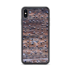 iPhone Wooden Gate Case, Premium Quality Case, iPhone Wooden Gate Cover, iPhone Custom Design, iPhone 11 Pro Max, iPhone XS Max, iPhone