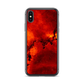 iPhone Orange Space Case, Premium Quality Case, iPhone Orange Space Cover, iPhone Custom Design, iPhone 11 Pro Max, iPhone XS Max, iPhone 7