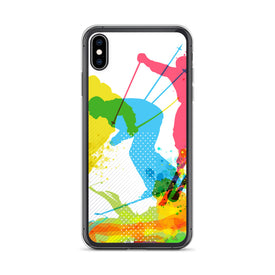 iPhone Ski Pattern Case, Premium Quality Case, iPhone Ski Pattern Cover, iPhone Custom Design, iPhone 11 Pro Max, iPhone XS Max, iPhone