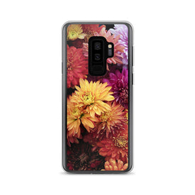 Samsung Colorful Flowers Case, Premium Quality Case, Samsung Colorful Flowers Cover, Samsung Custom Design, Samsung Galaxy S10+, Samsung