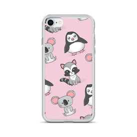 iPhone Cute Animals Case, Premium Quality Case, iPhone Cute Animals Cover, iPhone Custom Design, iPhone 11 Pro Max, iPhone XS Max, iPhone