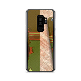 Samsung Tribal Mask Case, Premium Quality Case, Samsung Tribal Mask Cover, Samsung Custom Design, Samsung Galaxy S10+, Samsung Galaxy S9