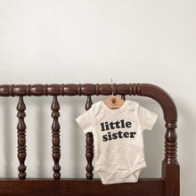 "Load image into Gallery viewer, ""Little Sister"" Onesie"