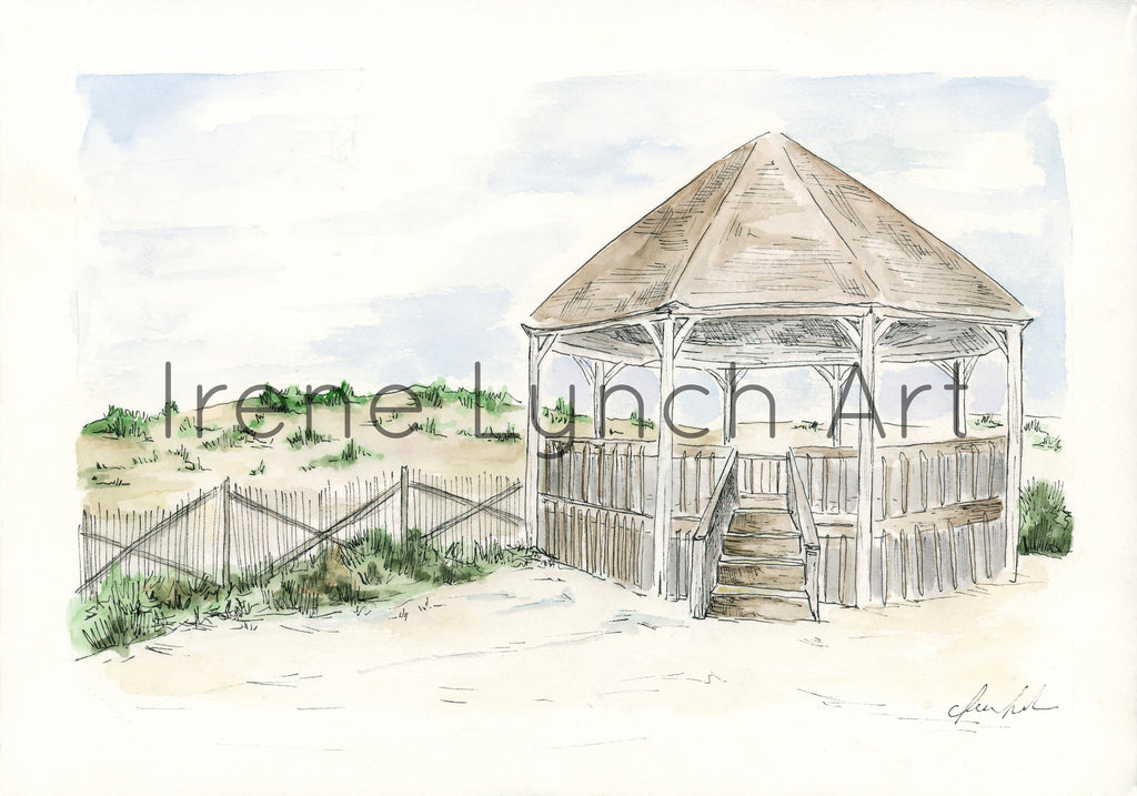 Nauset Beach Gazebo