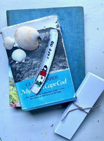 BUNDLE -- Lighthouse Razor Clam Bookmarks