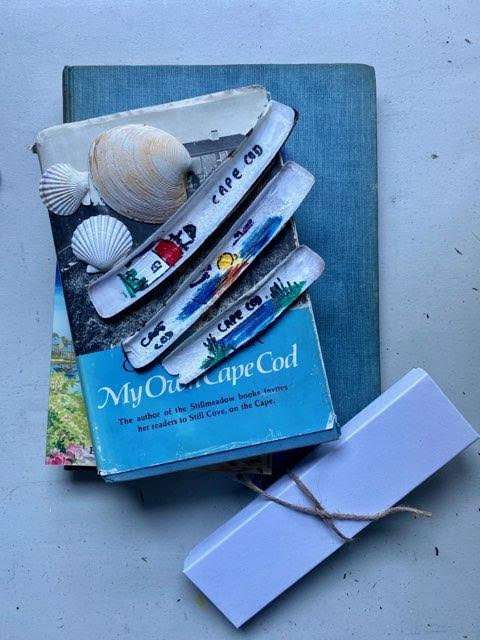 BUNDLE -- Variety of Razor Clam Bookmarks