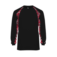 Digital Hook Long Sleeve Tees