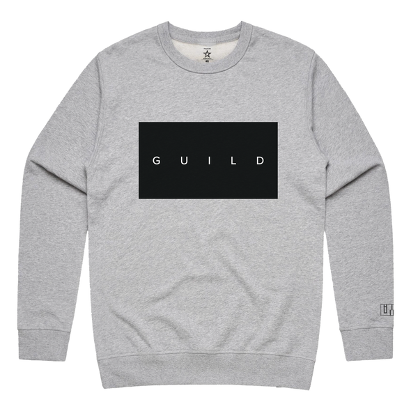 Complexity LIMIT Guild Box Crewneck - Gray