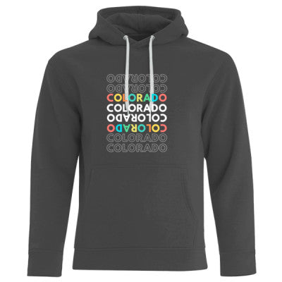 Colorado Multicolour Hoodie - 52 Twelve Apparel