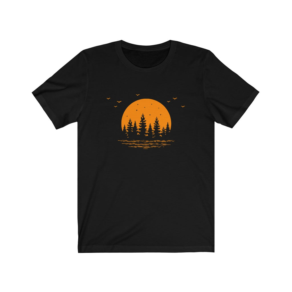 Lake Sunset Tee - 52 Twelve Apparel