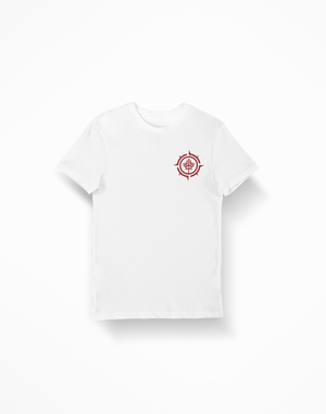 52 Twelve Red Logo Tee - 52 Twelve Apparel