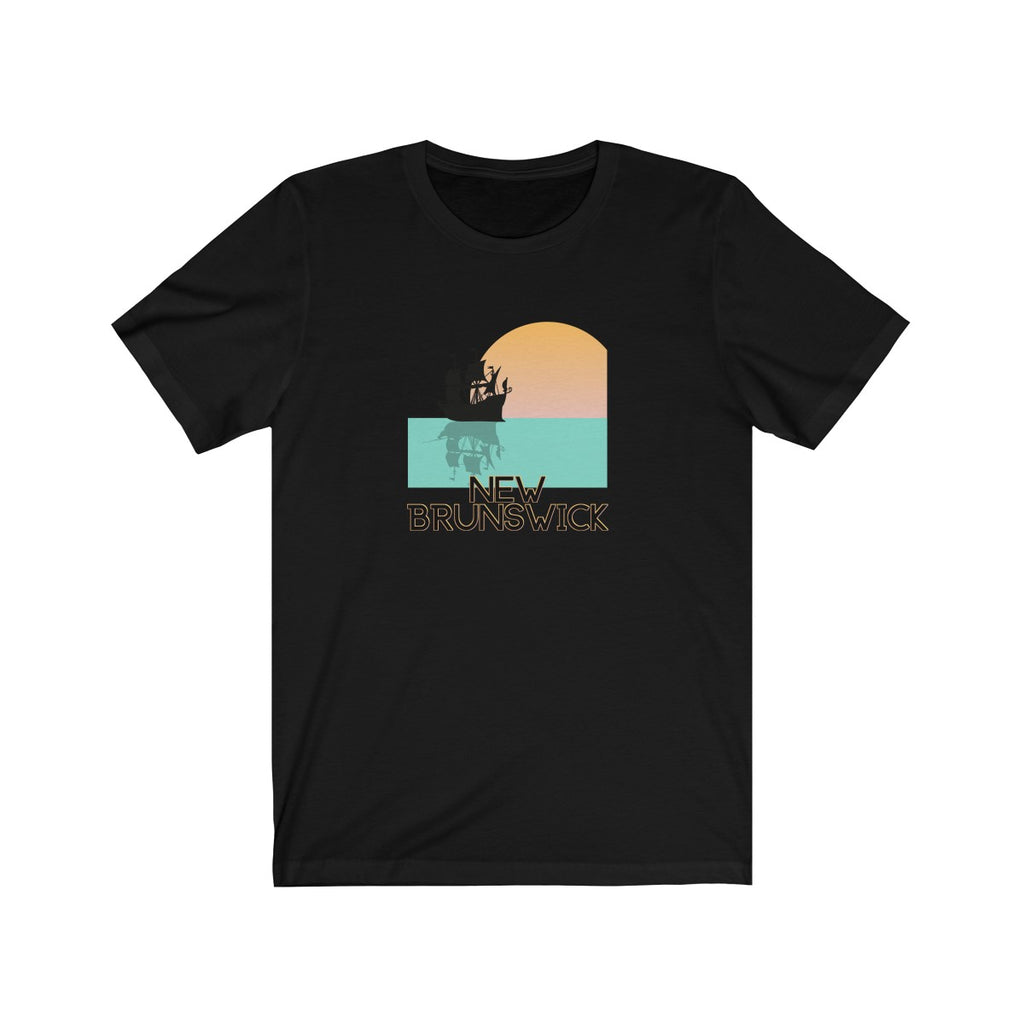 New Brunswick Sunset Tee - 52 Twelve Apparel