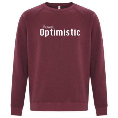 Cautiously Optimistic Sweater - 52 Twelve Apparel