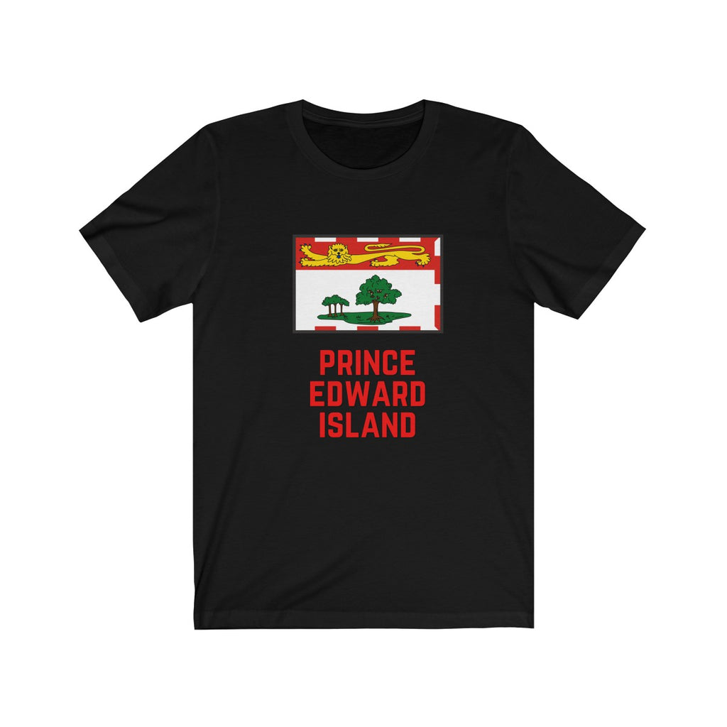 Prince Edward Island Flag Tee - 52 Twelve Apparel