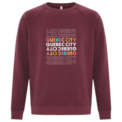 Quebec City Multicolour Sweater - 52 Twelve Apparel