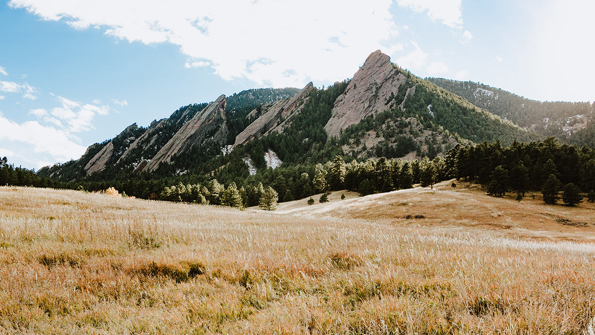 Boulder, Colorado: Our Home